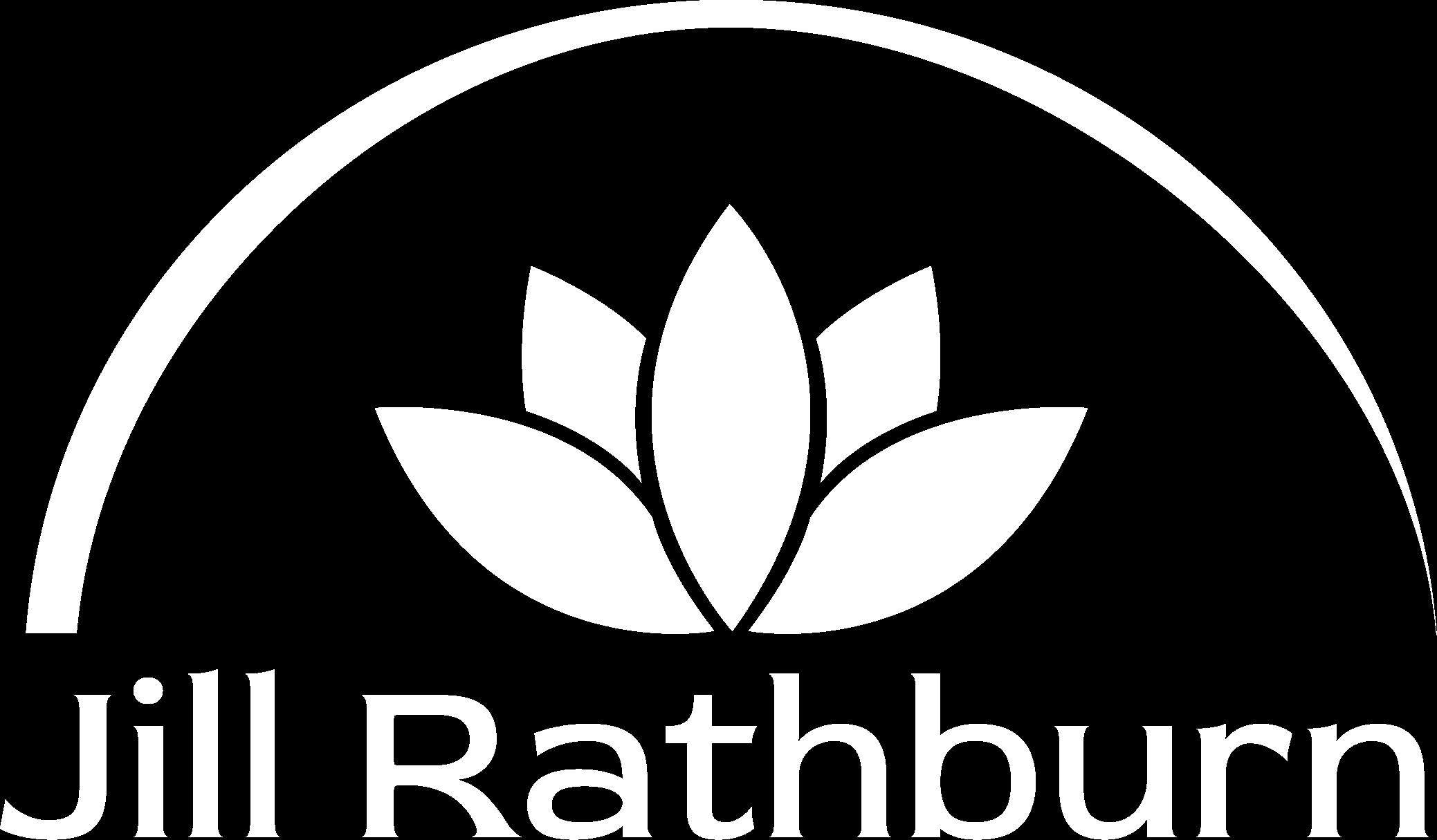 jill rathburn logo reverse